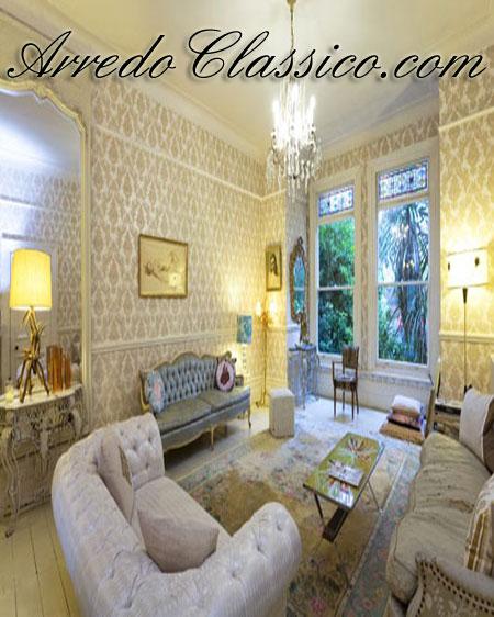 Arredamenti in stile classico for Mobilio completo casa